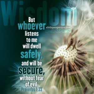 Pro 1:33   scripture pictures at alittleperspective.com