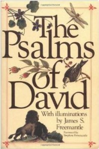 the psalms of david by james freemantle