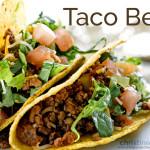 taco beef