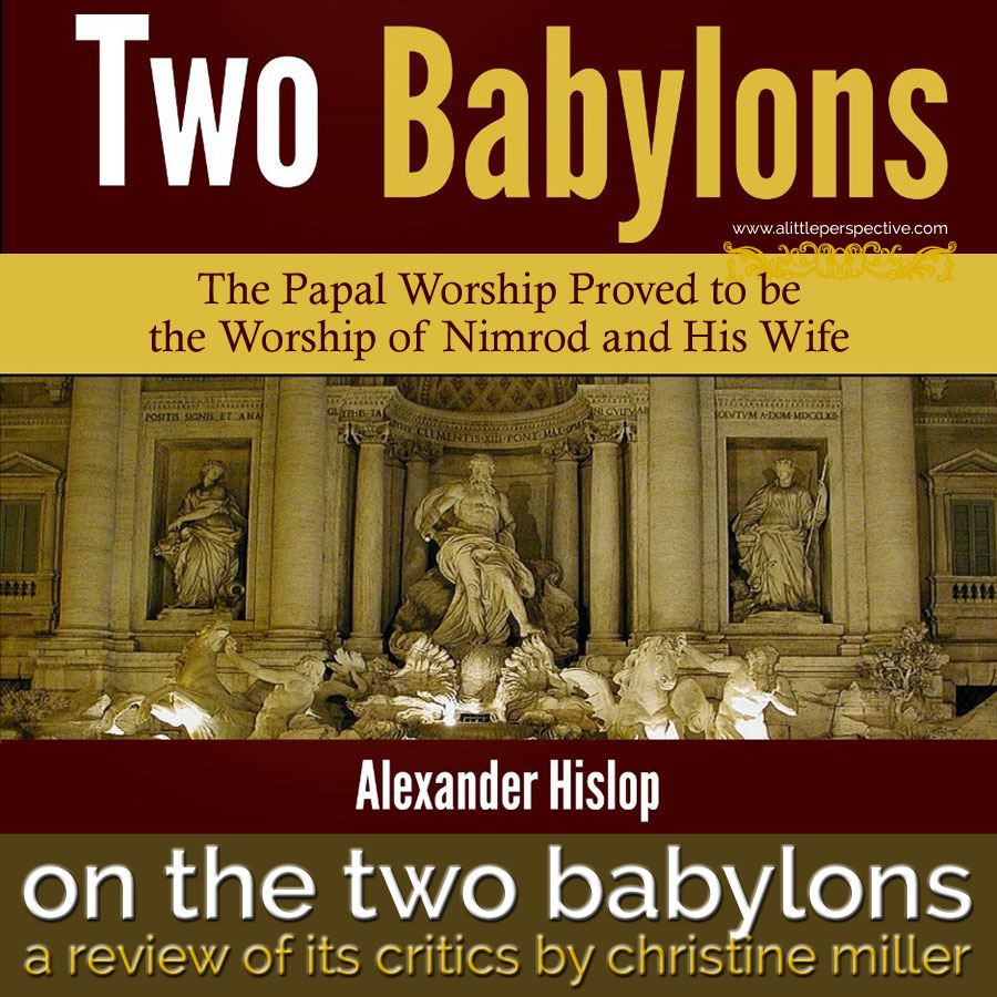 THE TWO BABYLONS PDF DOWNLOAD