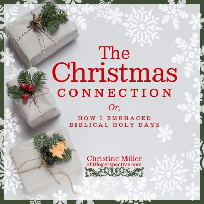 the christmas connection, part three