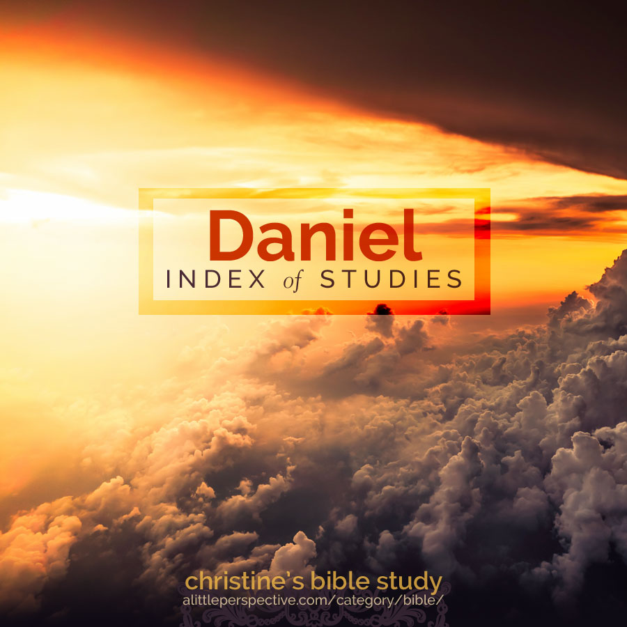 daniel index of studies