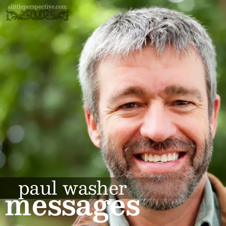 paul washer messages
