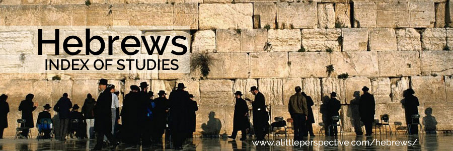 hebrews index of studies