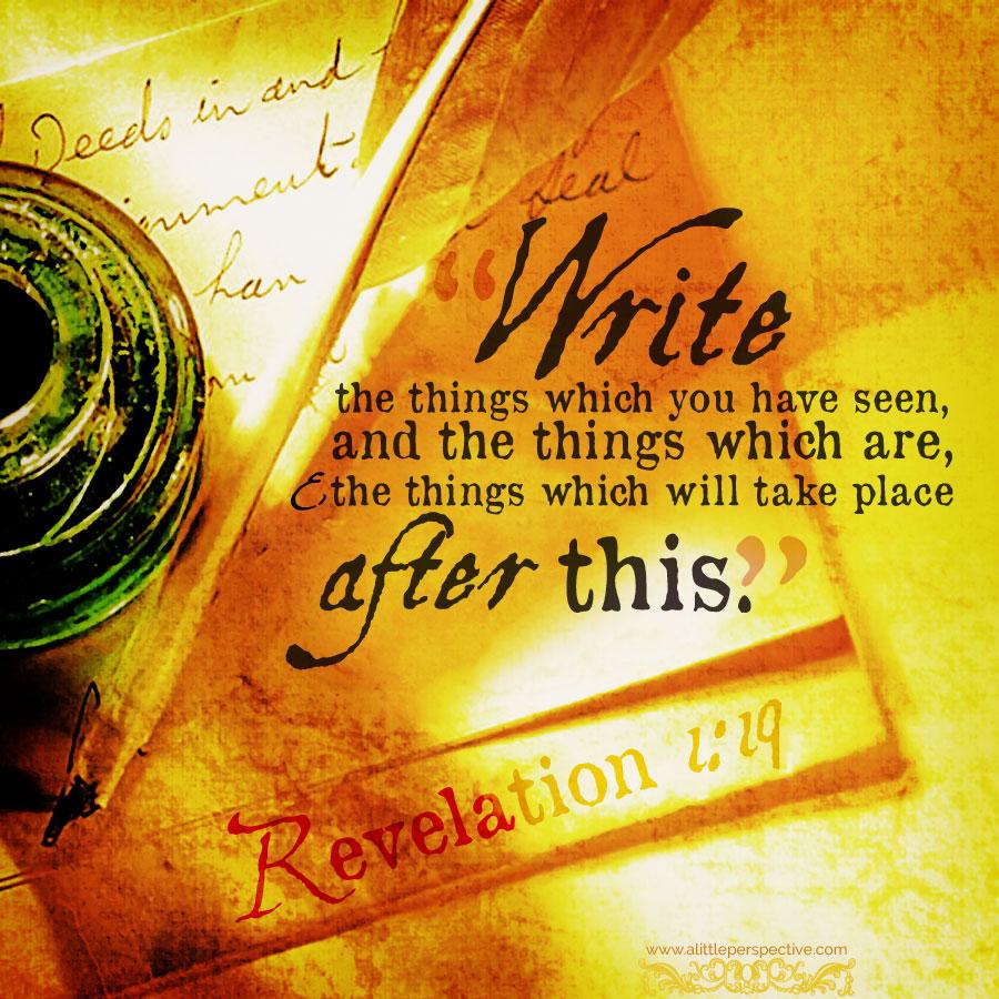 Rev 1:19