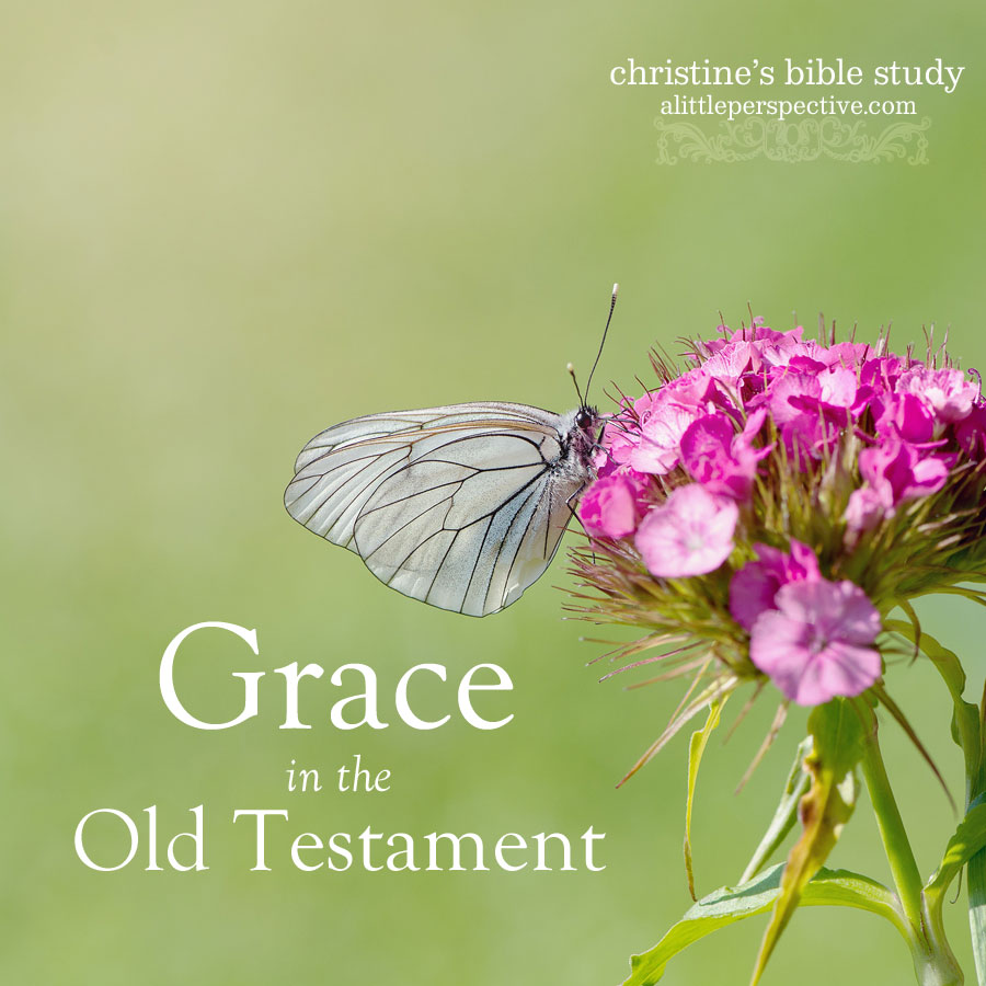 grace in the old testament