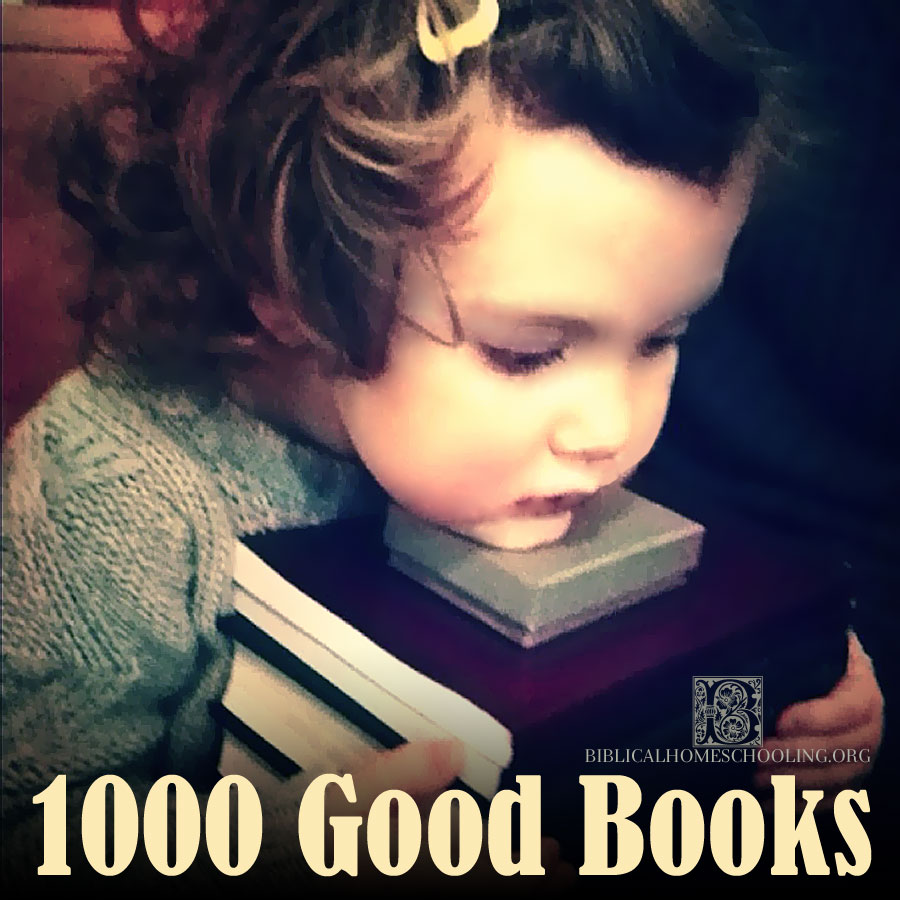 1000 good books