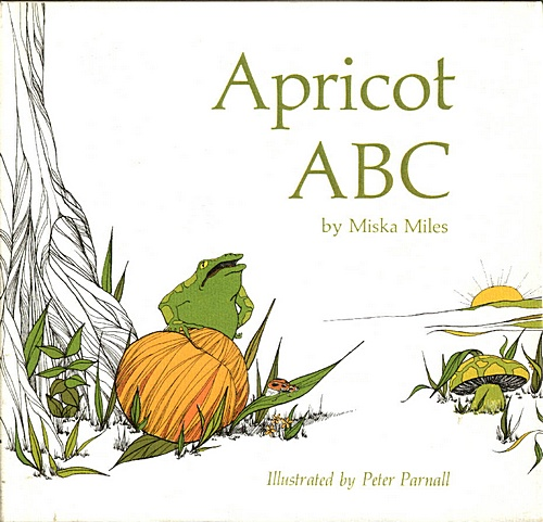 Apricot ABC by Miska Miles