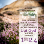 1 The 2:4 | Scripture Pictures @ alittleperspective.com