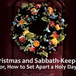 christmas and sabbath keeping