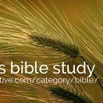 welcome to christine's bible study