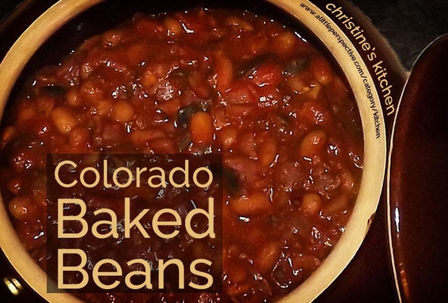 colorado baked beans