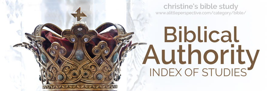 The Key to Understanding the Spiritual Realms of Authority ...