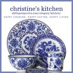 Christine's Kitchen | alittleperspective.com