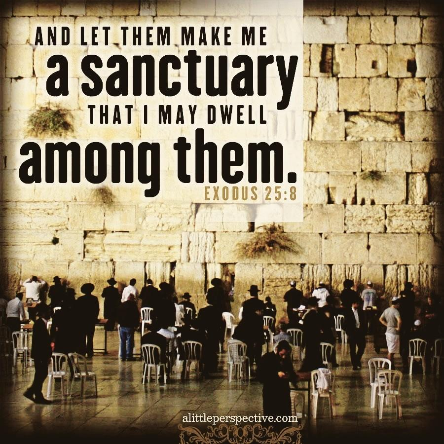 Exo 25:8   scripture pictures @ alittleperspective.com