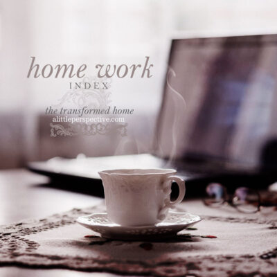 home work index