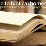 welcome to biblical homeschooling