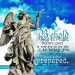Exo 23:20   scripture pictures at alittleperspective.com