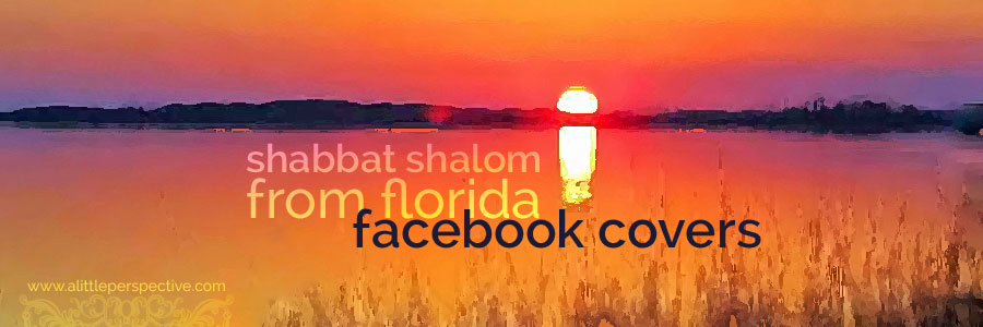 shabbat shalom from florida facebook covers