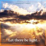 Gen 1:3   scripture pictures at alittleperspective.com