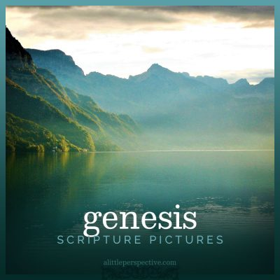genesis scripture pictures