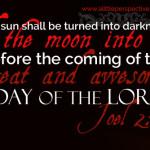 Joel 2:31