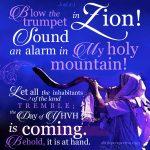 Joe 2:1 | scripture pictures at alittleperspective.com