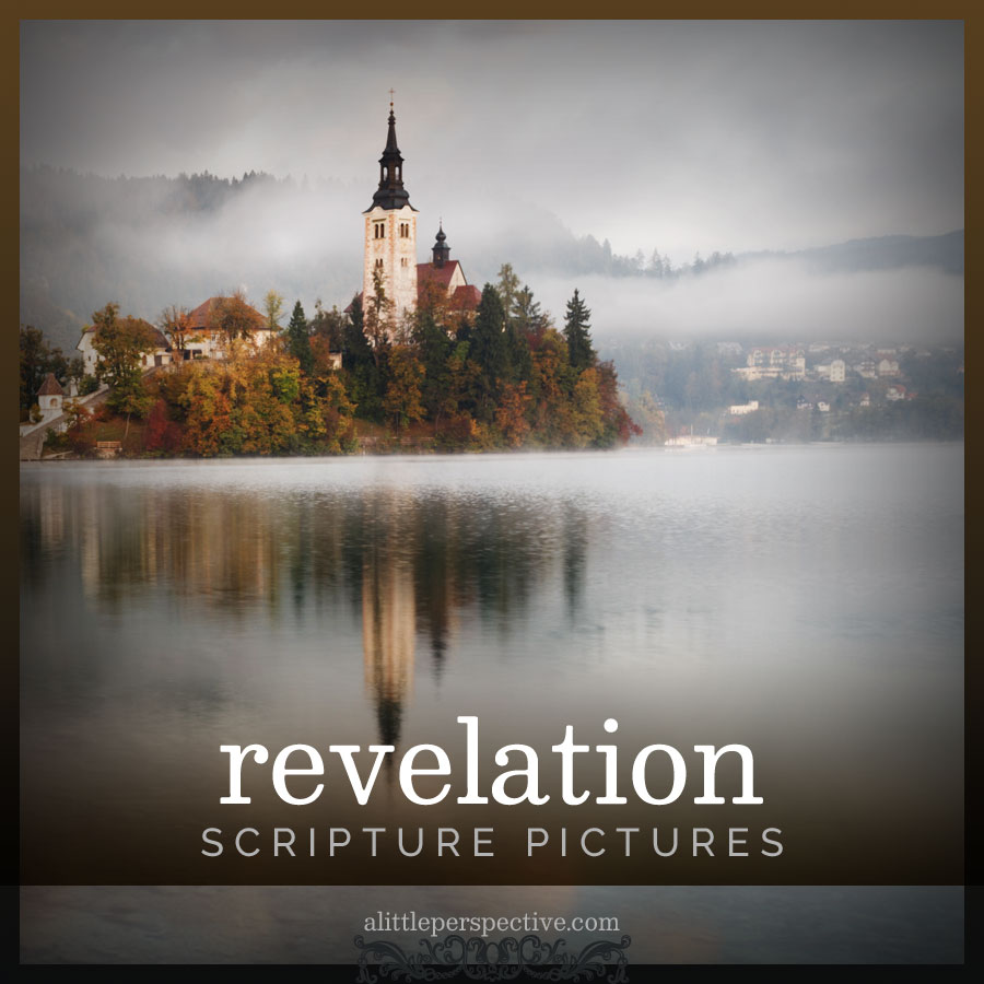 revelation scripture pictures gallery | alittleperspective.com