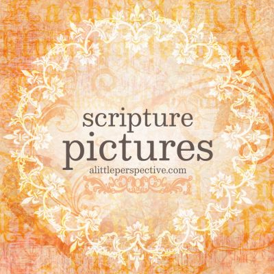 welcome to scripture pictures