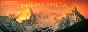 shabbat shalom | a little perspective