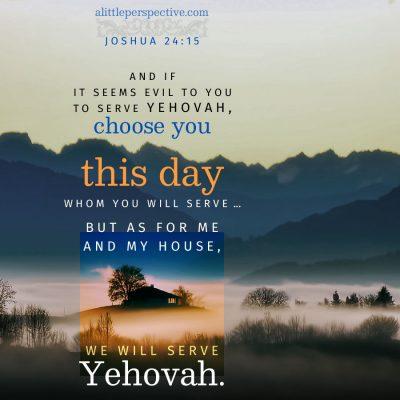 Joshua 24:1-15 Chiastic structure