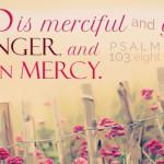 Psa 103:8 facebook cover