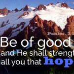 Psa 31:24