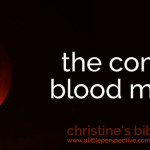 the coming blood moons
