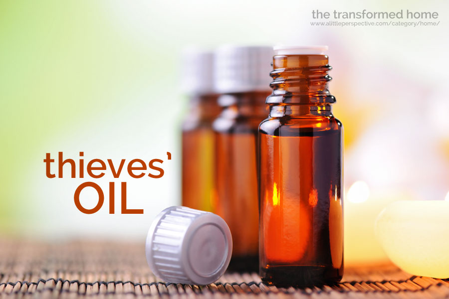 thieves' oil