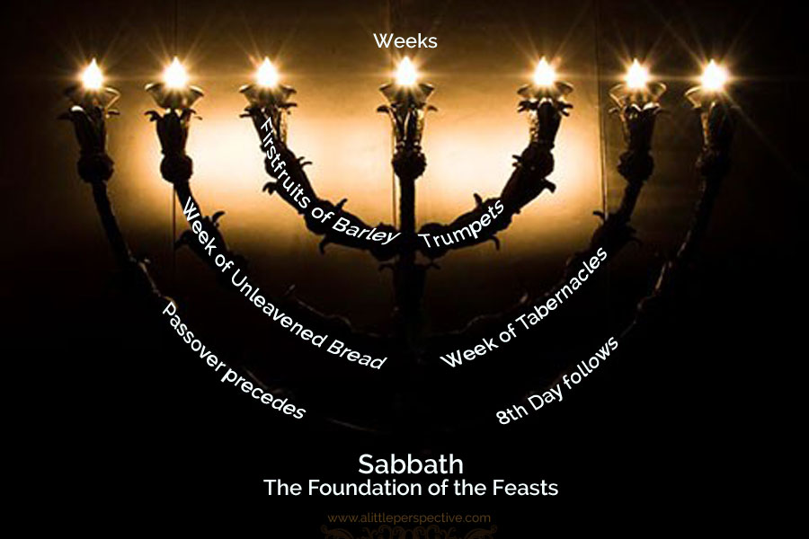 the witness of the feasts