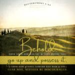 Deu 1:21 | Scripture Pictures @ alittleperspective.com