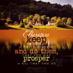 Deu 29:9 | Scripture Pictures @ alittleperspective.com