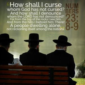 Num 23:8-9