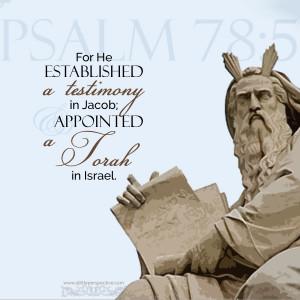Psa 78:5