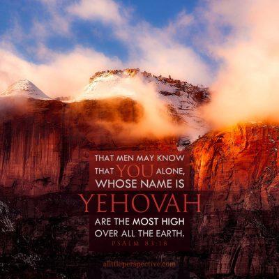 psalm 83 reverse parallelism
