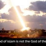 the god of islam is not the God of the Bible