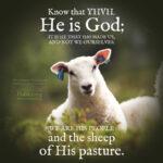 Psa 100:3 | Scripture Pictures @ alittleperspective.com