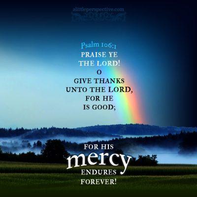 psalm 106 meditation