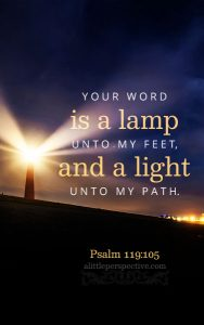 Psa 119:105 cell wallpaper | scripture pictures at alittleperspective.com