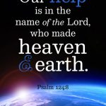 Psa 124:8 cell wallpaper | scripture pictures at alittleperspective.com