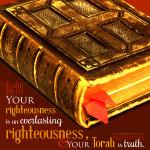 Psa 119:142