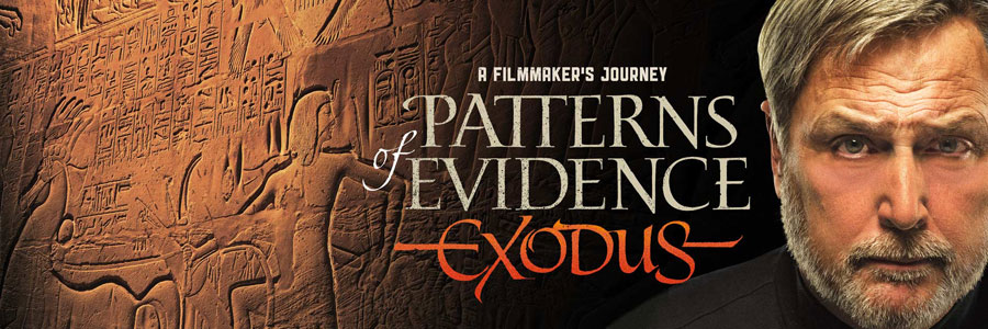 patterns of evidence: exodus | review, part one at a little perspective