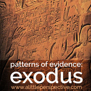 patterns of evidence: exodus thumbnail