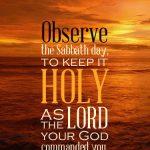 Deu 5:12 cell wallpaper | scripture pictures at alittleperspective.com